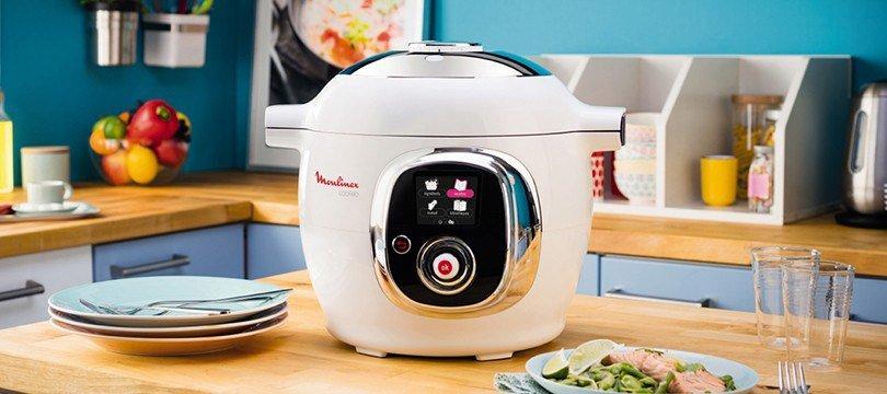 Test Et Avis Multicuiseur Moulinex Cookeo En Mai 2020