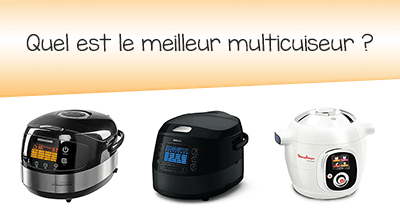 Quel est le meilleur multicuiseur en mai 2018 for Cookeo ou multicuiseur philips