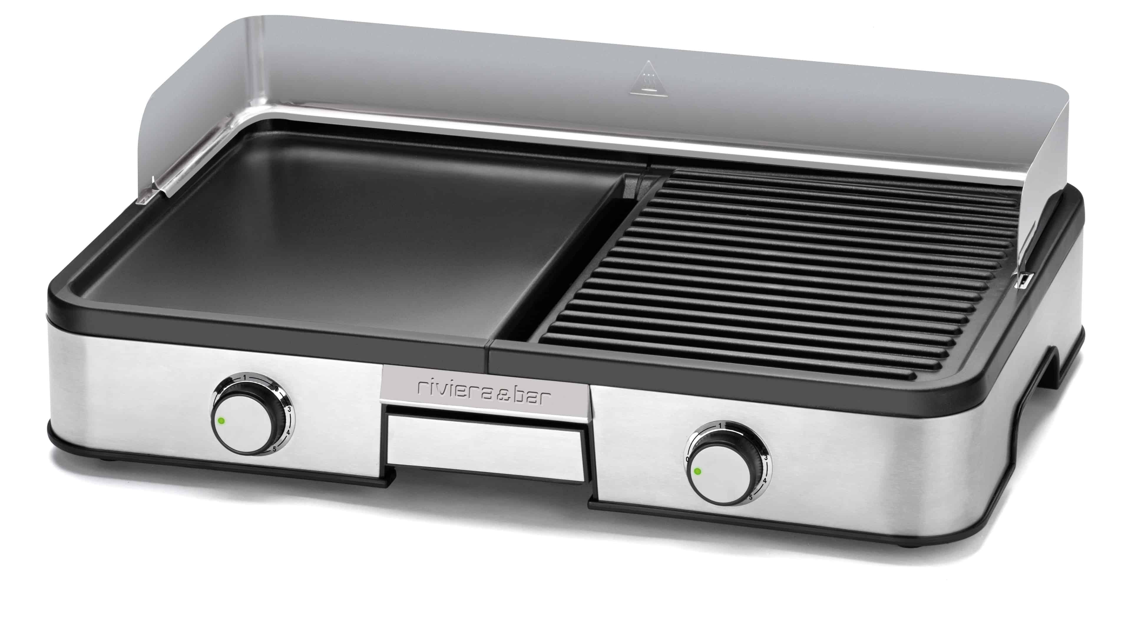 barbecue-electrique-avec-plancha - comparatif-multicuiseur