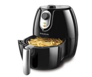 1b1589bfcc9e98 Une friteuse sans huile ou friteuse à air chaud est un appareil de cuisson  qui permet de frire des pommes de terre ainsi que d autres aliments avec  une ...