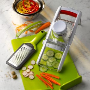 Mandoline de cuisine le comparatif en novembre 2018 - Mandoline cuisine tupperware ...